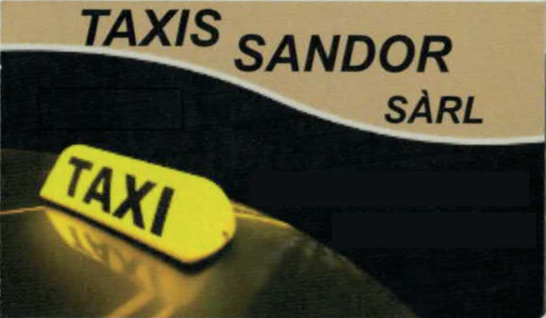 Taxi Sandor