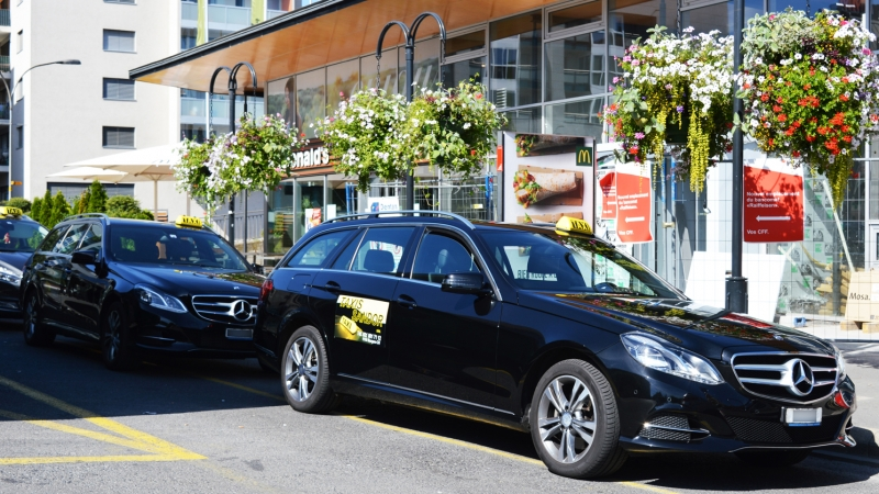 Taxis Morges